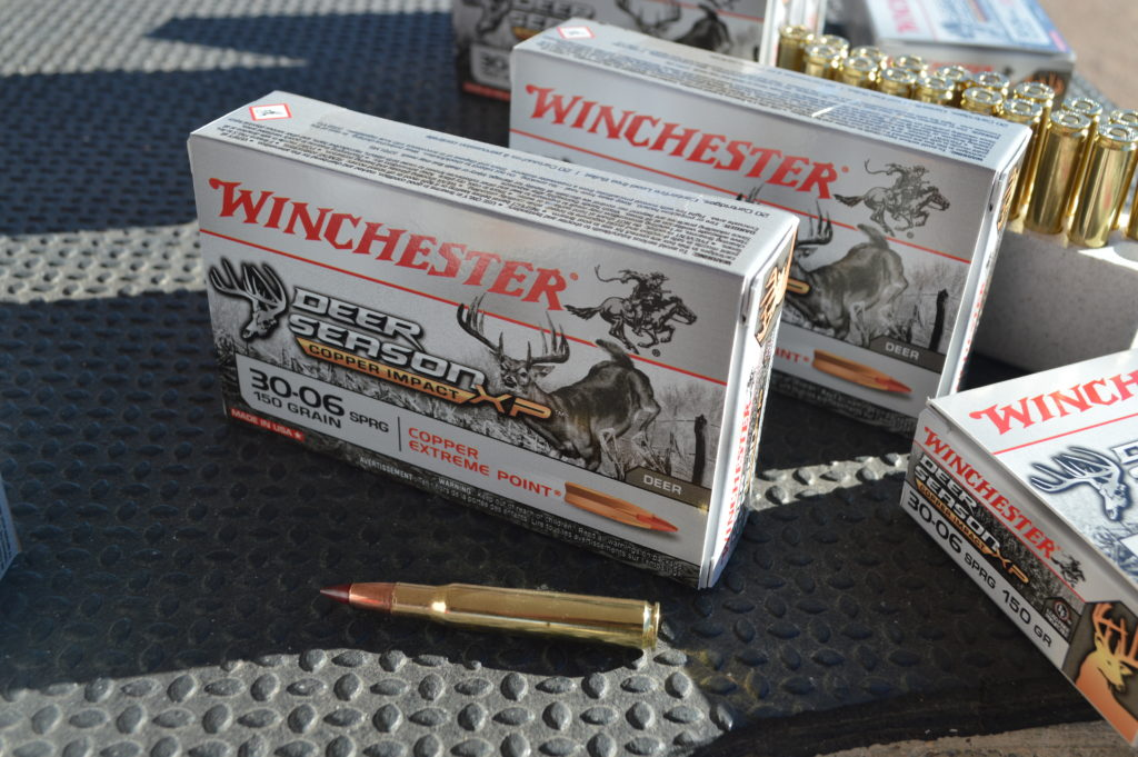 Winchester expands its affordable Deer Season XP ammo line to include Copper Extreme Point bullest. (Photo: Kristin Alberts/Guns.com)