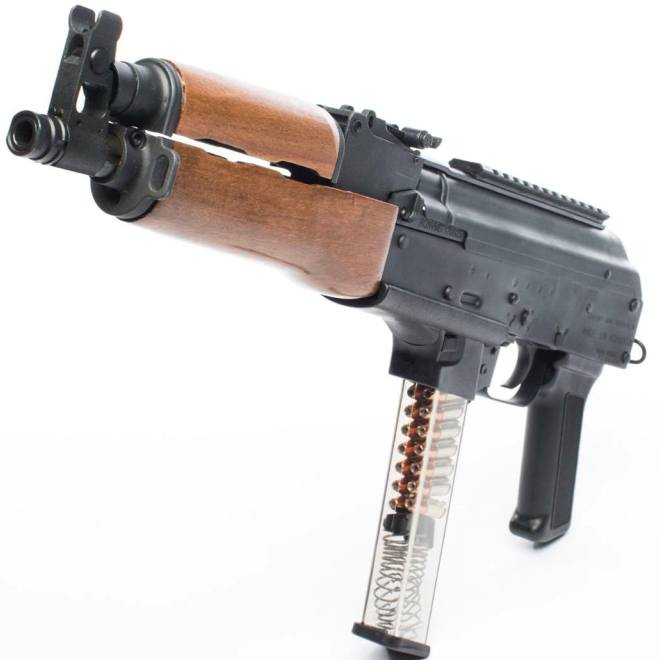 NEW Century Arms DRACO NAK9 9mm AK Pistol | Patriots With Guns