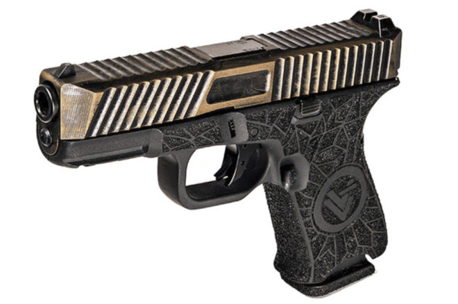 The Beowulf by Valkyrie Combat.