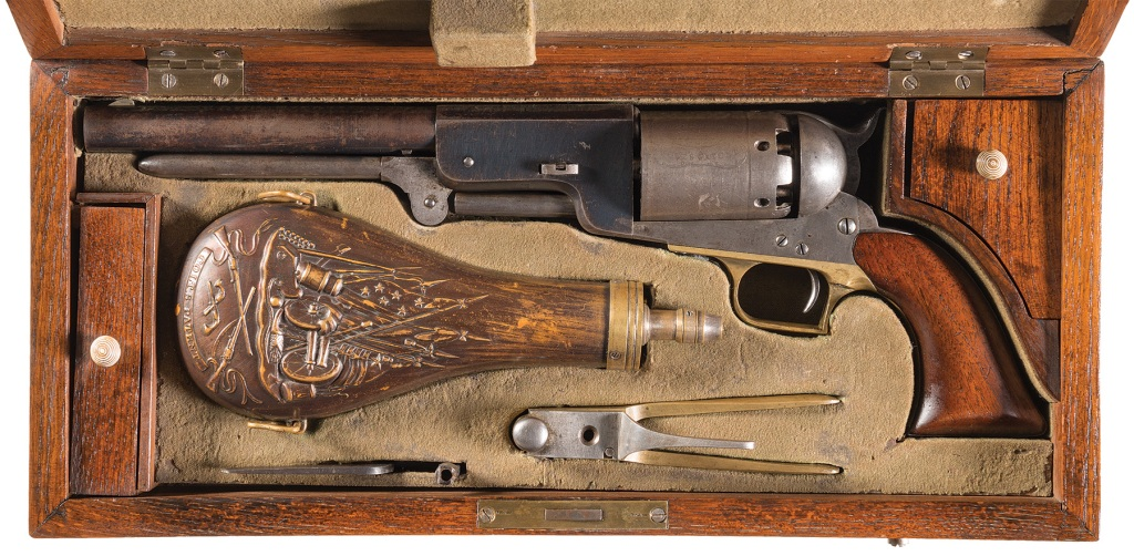 5 Rare and Unusual Firearms Seen in the Rock Island Auction Catalog (18)