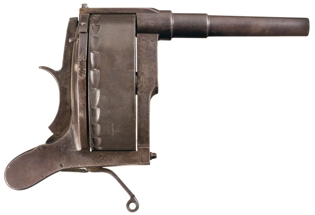 5 Rare and Unusual Firearms Seen in the Rock Island Auction Catalog (9)