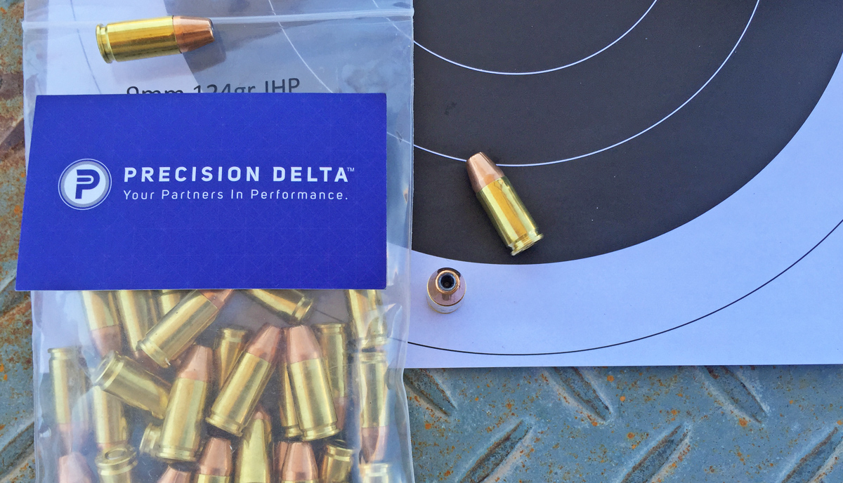 Competitive shooters should keep Precision Delta in mind. (Photo: Team HB)
