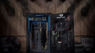 Properly Storing Your Firearm In Your Safe Image